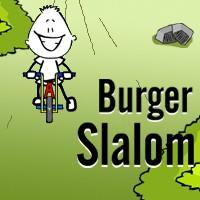 Burger Slalom